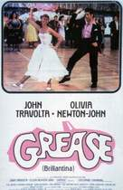 Grease - Italian Movie Poster (xs thumbnail)