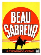 Beau Sabreur - Movie Poster (xs thumbnail)