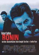 Ronin - Italian poster (xs thumbnail)