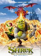 Shrek - German Movie Poster (xs thumbnail)