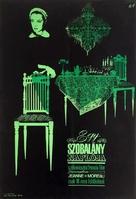 Le journal d'une femme de chambre - Hungarian Movie Poster (xs thumbnail)
