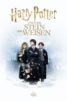 Harry Potter and the Sorcerer's Stone - German Video on demand movie cover (xs thumbnail)
