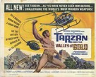 Tarzan and the Valley of Gold - Movie Poster (xs thumbnail)