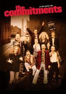 The Commitments - DVD movie cover (xs thumbnail)