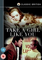 Take a Girl Like You - British DVD cover (xs thumbnail)