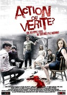Truth or Dare - French DVD cover (xs thumbnail)