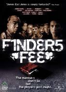 Finder's Fee - Danish poster (xs thumbnail)