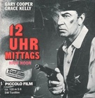 High Noon - German Movie Cover (xs thumbnail)