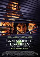A Scanner Darkly - German Movie Poster (xs thumbnail)