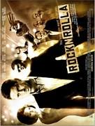 RocknRolla - British Movie Poster (xs thumbnail)