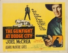The Gunfight at Dodge City - Movie Poster (xs thumbnail)