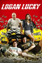 Logan Lucky - British Movie Cover (xs thumbnail)