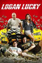 Logan Lucky - British Movie Cover (xs thumbnail)