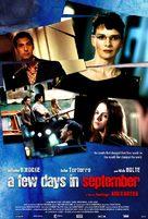 Quelques jours en septembre - Movie Poster (xs thumbnail)