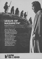 """Jesus of Nazareth"" - Movie Poster (xs thumbnail)"