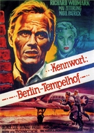 A Prize of Gold - German Movie Poster (xs thumbnail)
