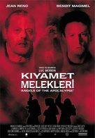Crimson Rivers 2 - Turkish poster (xs thumbnail)