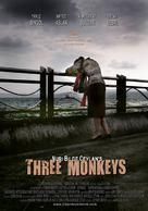 Uc maymun - Turkish Movie Poster (xs thumbnail)