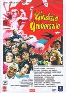 Giudizio universale, Il - Italian Movie Poster (xs thumbnail)