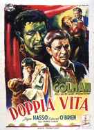 A Double Life - Italian Movie Poster (xs thumbnail)