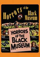 Horrors of the Black Museum - DVD movie cover (xs thumbnail)
