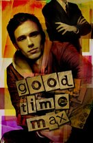 Good Time Max - Movie Poster (xs thumbnail)