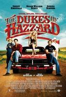 The Dukes of Hazzard - Danish Movie Poster (xs thumbnail)