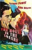 The House in the Square - Movie Poster (xs thumbnail)