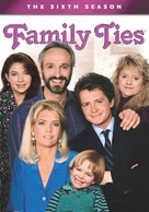 """Family Ties"" - DVD cover (xs thumbnail)"