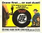 Vado... l'ammazzo e torno - British Movie Poster (xs thumbnail)