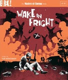 Wake in Fright - British Blu-Ray movie cover (xs thumbnail)