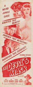 The Devil's Mask - Movie Poster (xs thumbnail)