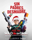 Home Sweet Home Alone - Spanish Movie Poster (xs thumbnail)