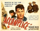 Accomplice - Movie Poster (xs thumbnail)