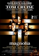 Magnolia - German Movie Poster (xs thumbnail)