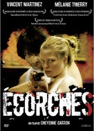 Écorchès - French Movie Poster (xs thumbnail)