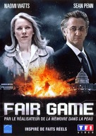 Fair Game - French DVD cover (xs thumbnail)