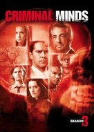 """Criminal Minds"" - DVD movie cover (xs thumbnail)"