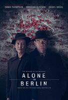 Alone in Berlin - British Movie Poster (xs thumbnail)