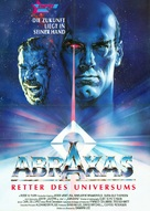 Abraxas, Guardian of the Universe - German Movie Poster (xs thumbnail)