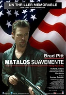 Killing Them Softly - Argentinian Movie Poster (xs thumbnail)