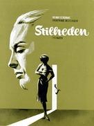 Tystnaden - Danish Movie Cover (xs thumbnail)