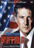 American Buffalo - Polish Movie Cover (xs thumbnail)