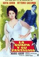Questi fantasmi - Spanish Movie Poster (xs thumbnail)