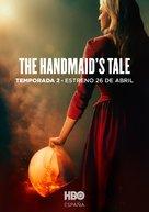 """The Handmaid's Tale"" - Spanish Movie Poster (xs thumbnail)"