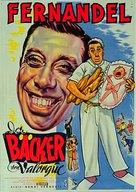 Boulanger de Valorgue, Le - German Movie Poster (xs thumbnail)