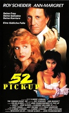 52 Pick-Up - German VHS movie cover (xs thumbnail)