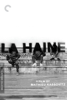 La haine - Movie Cover (xs thumbnail)