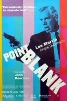 Point Blank - British Movie Poster (xs thumbnail)
