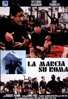 La marcia su Roma - Italian Movie Poster (xs thumbnail)